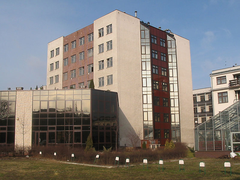 International Institute of Molecular and Cell Biology in Warsaw (IIMCB)